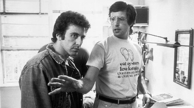 """William Friedkin iAl Pacino naplanie filmu """"Zadanie specjalne"""""""