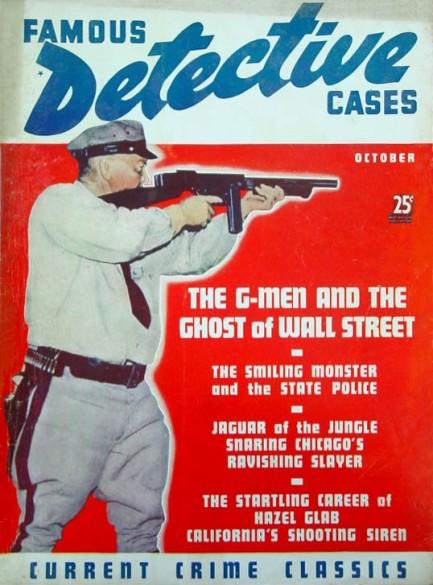 """""""Detektyw"""" z1936 roku"""