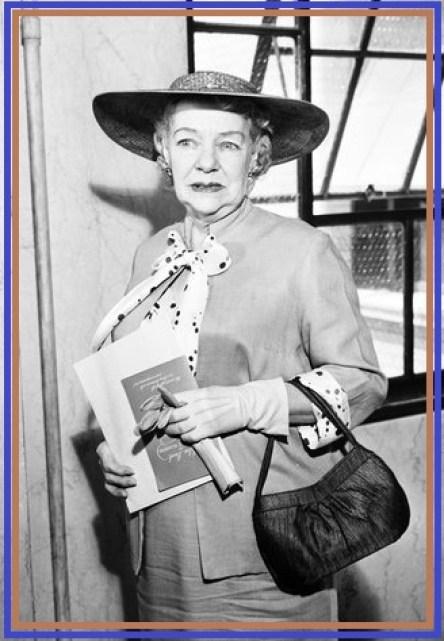 Hazel Glab, rok 1958