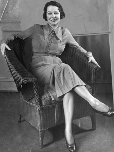 Hazel w1935 roku