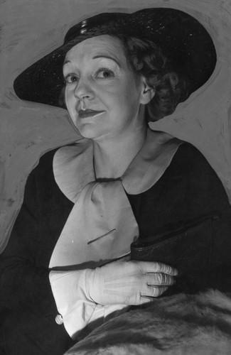 Hazel w1928 roku