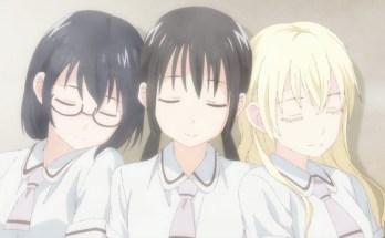 Kasumi, Hanako, dan Olivia