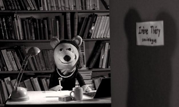 La Sociologue et l'ourson : sagesse de la peluche