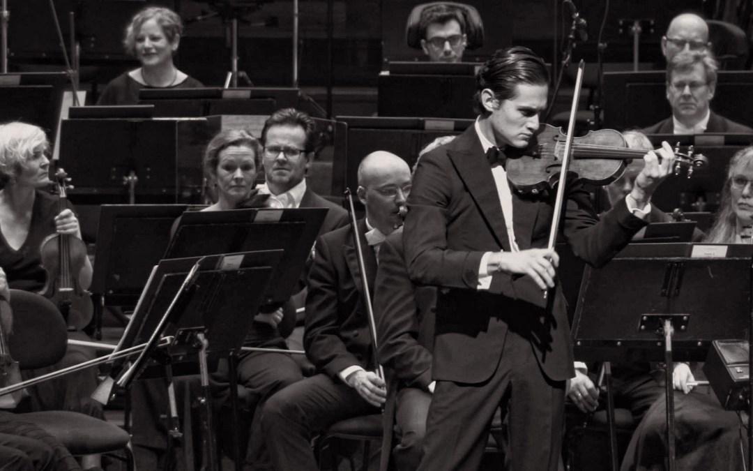 RIDM – A Modern Man : Narcisse au violon
