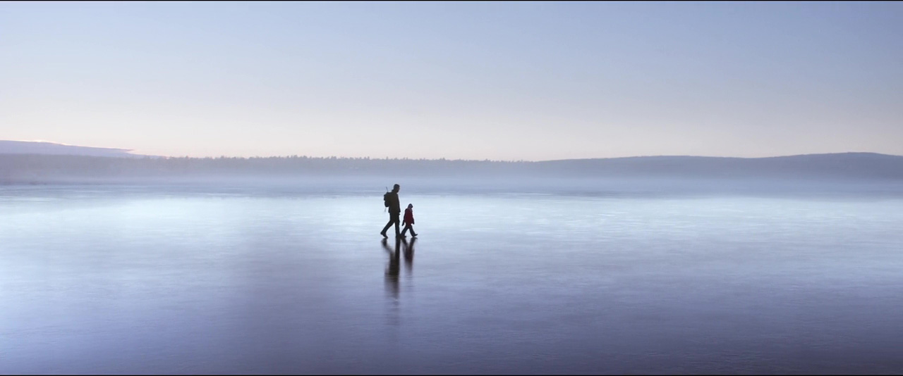 Thelma and Father on Icy Lake_Thelma Film