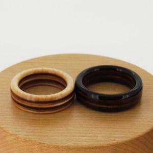 木婚式 木の指輪 結婚記念日