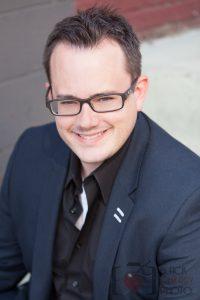 actor headshot Denver