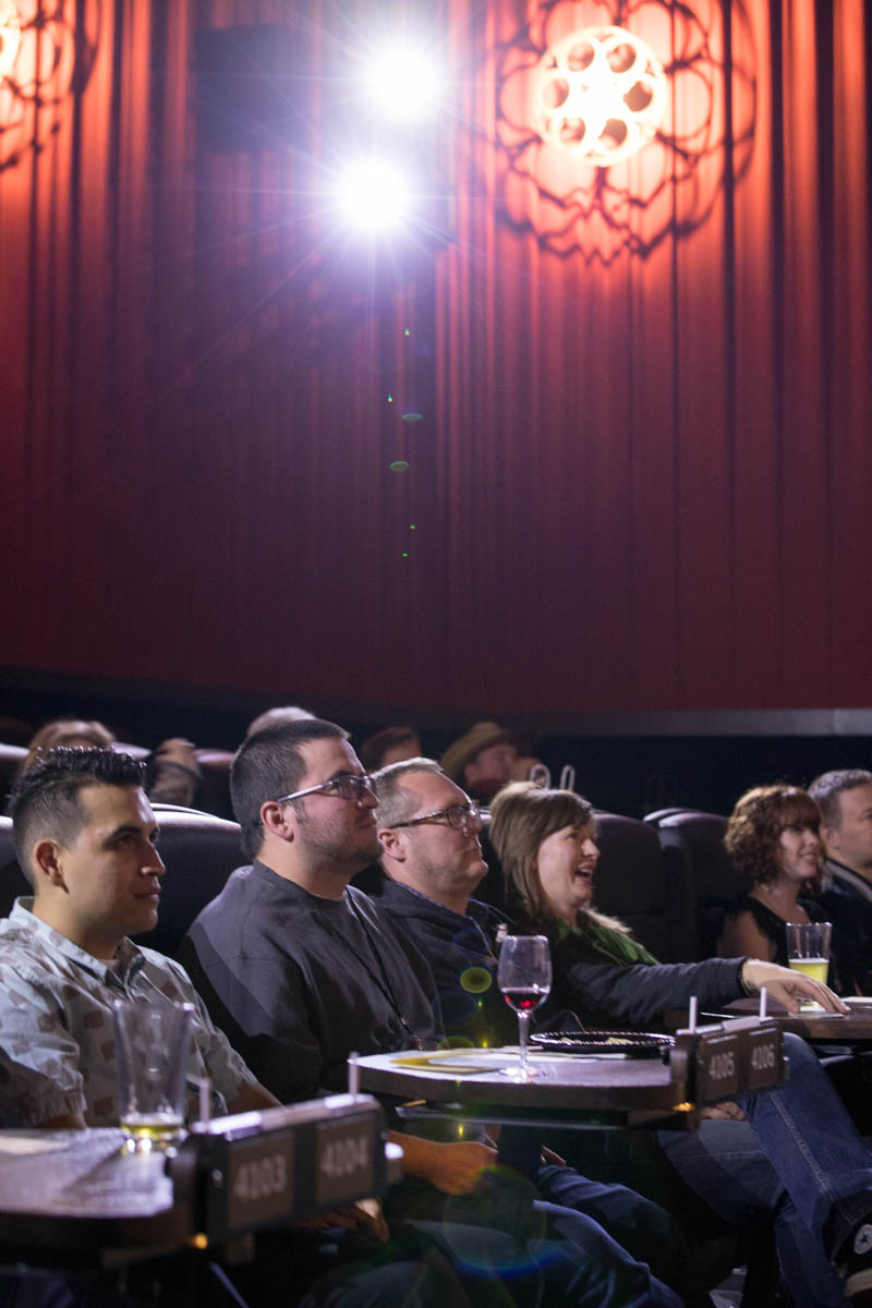 Alamo Drafthouse Theater event photographer