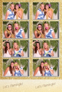 Utah county photo booth, Silicon slopes photo boothphoto booth at bridal shower, Provo Bridal Shower Photo Booth, Palm Leaf background photo booth, wedding photo booth, mom and daughter in photo booth