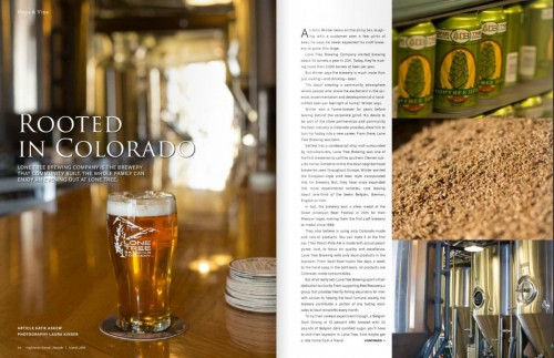editorial-magazine-beer, magazine photographer, salt lake city editorial photographer, Kinser studios