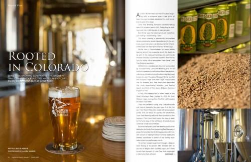 editorial-magazine-beer, magazine photographer, salt lake city editorial photographer, Kinser studios