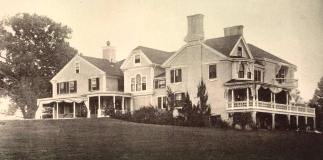 Lawrence Homestead Groton Summer 1888