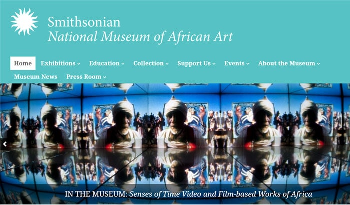 national museum of national art wordpress sites