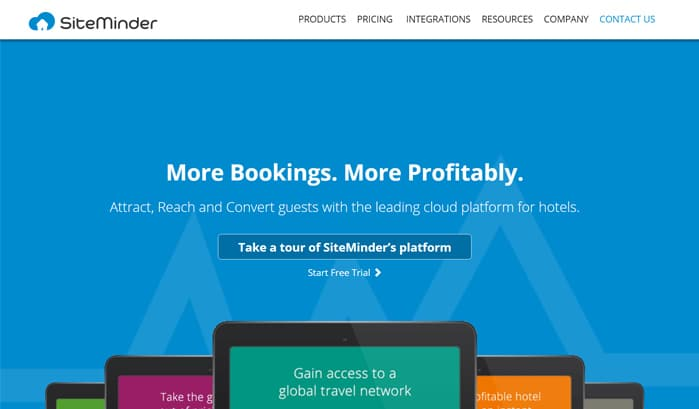 siteminder wordpress sites