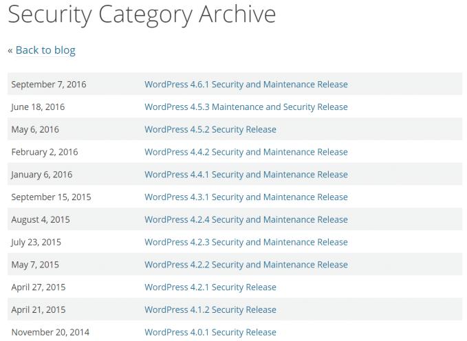 archivo de seguridad wordpress