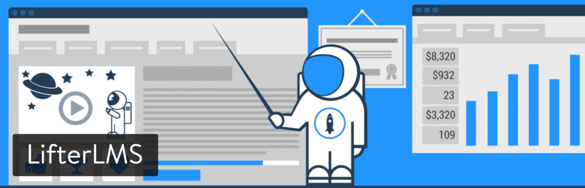LifterLMS WordPress plugin