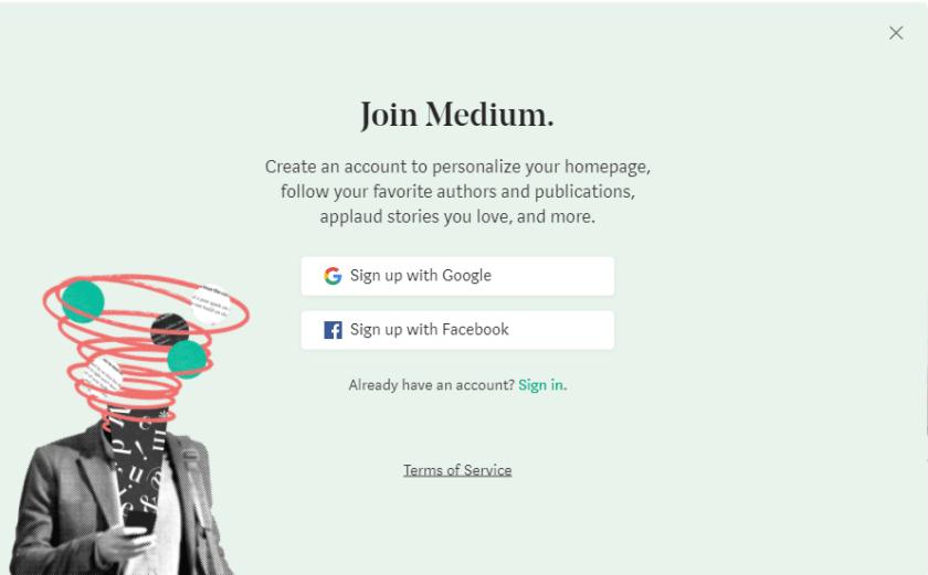 join medium