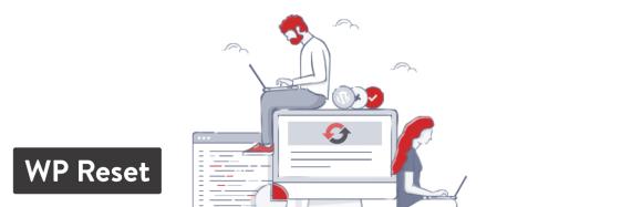 WP Reset WordPress plugin