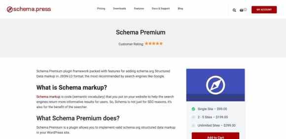 Schema Premium plugin