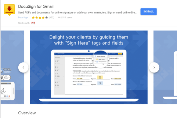 docusign for gmail 1