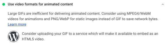 video animated content