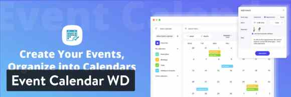Event Calendar WD WordPress plugin
