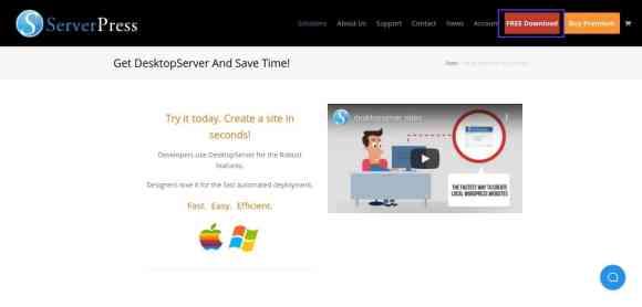 desktop server download
