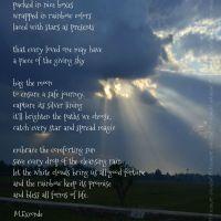 a piece of the sky