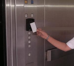 Elevator Access Control  Kintronics