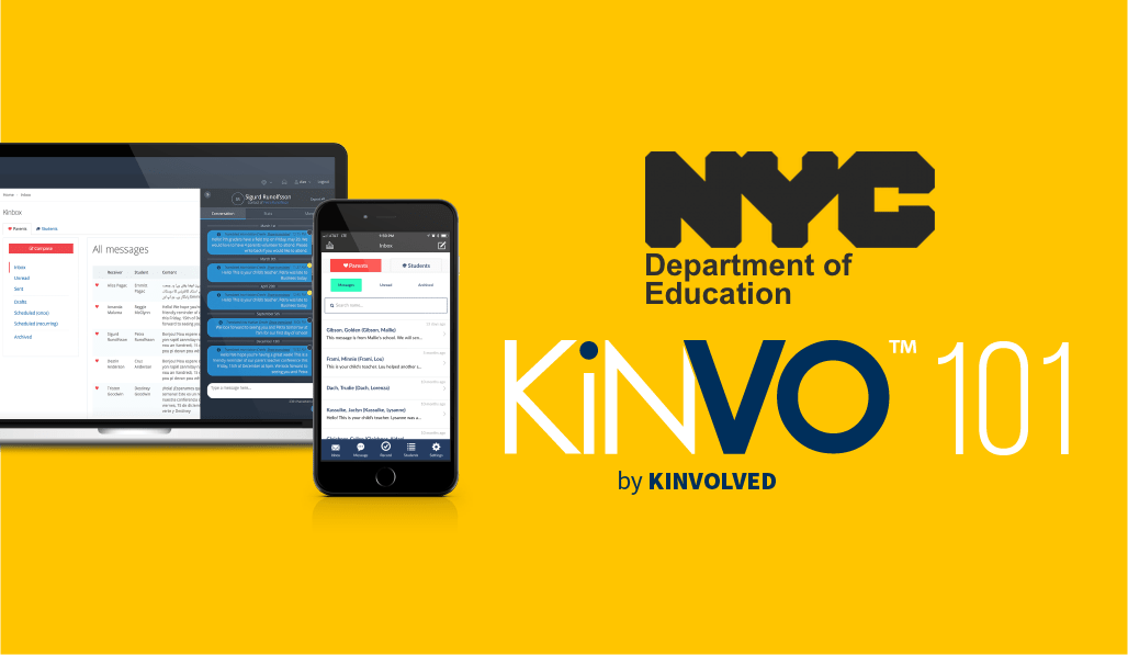 KiNVO 101 for NYC DOE