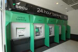 SECU 24 Hour Lobby