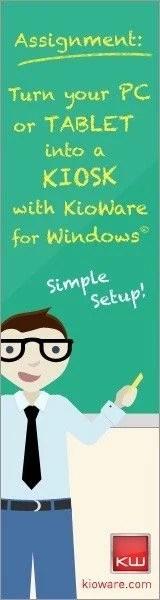 KioWare for the best PC and/or Tablet kiosk lockdown.