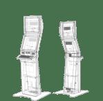 The Stealth kiosk from KIOSK. Click for full image.