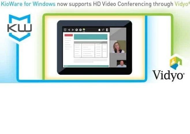 Kiosk Software Video Conferencing
