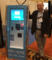 Rick Kobal of Crane showing device integration