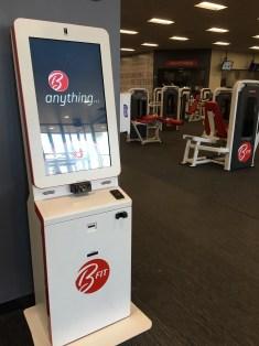 BFit Fitness Kiosk