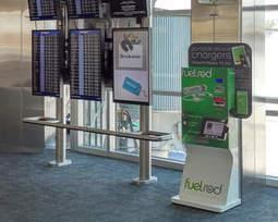 Charging kiosk