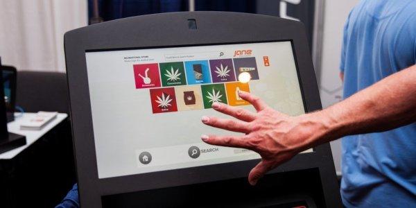 Marijuana Kiosks - Jane