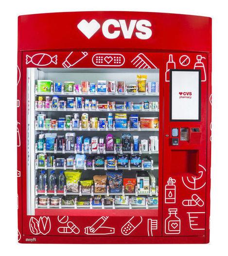 CVS NewVending Machines for Retail