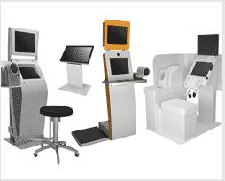 healthcare kiosks