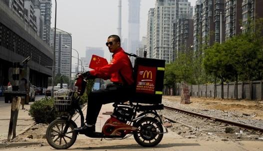 McDonalds in China