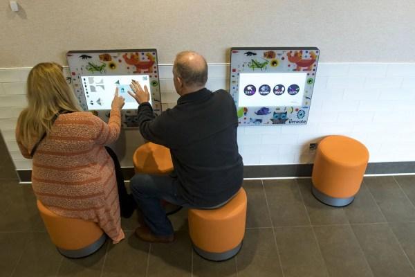 McDonalds Kiosk Upgrade