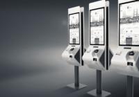 pyramid computer self-order kiosks