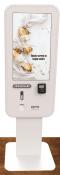 Retail Kiosk Frank Mayer retail kiosk self-service order kiosk for mcdonalds