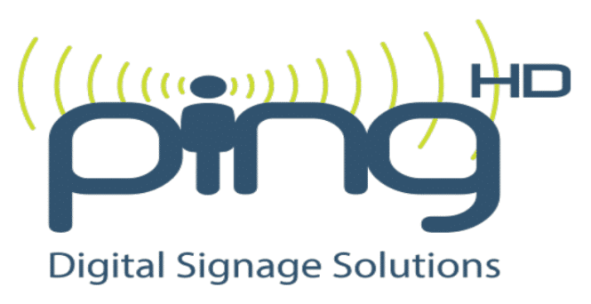 digital signage software PingHD