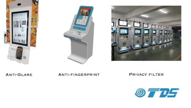 TDS Touchscreen