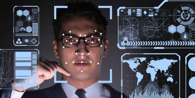 facial recognition kiosk