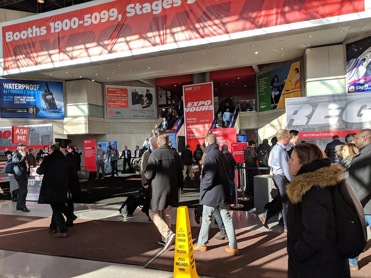 Self-Service & NRF2020 Preview – National Retail Federation tradeshow