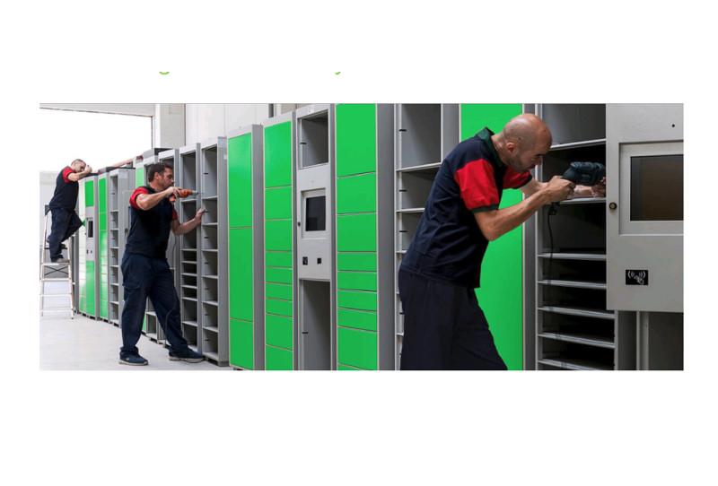 Qwickmedia Deploying Smart Lockers