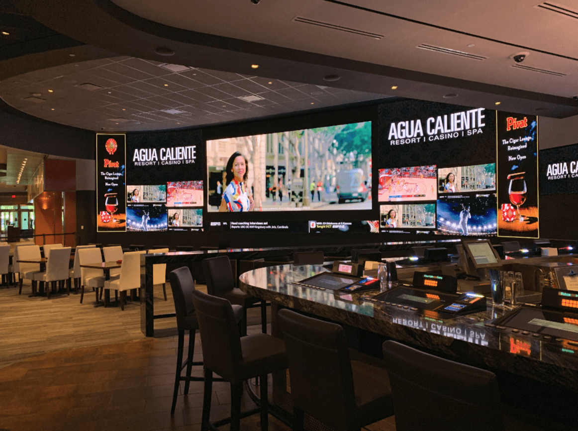 Case Study – Using LED Wall for Hospitality